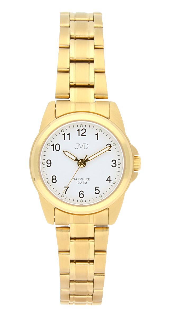 Dámské ocelové vodotěsné hodinky J4147.4 - 10ATM se safírovým sklem POŠTOVNÉ ZDARMA!!