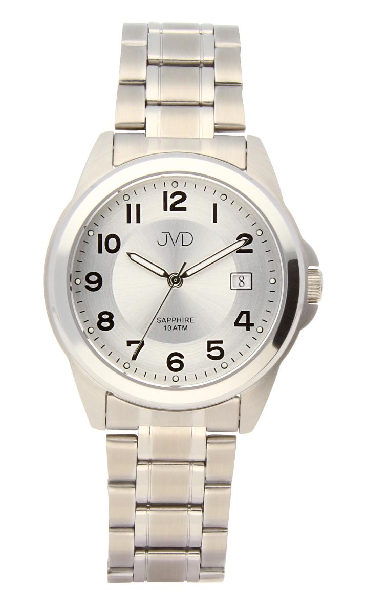 Pánské ocelové vodotěsné hodinky J1105.1 se safírovým sklem POŠTOVNÉ ZDARMA!! (POŠTOVNÉ ZDARMA!!)