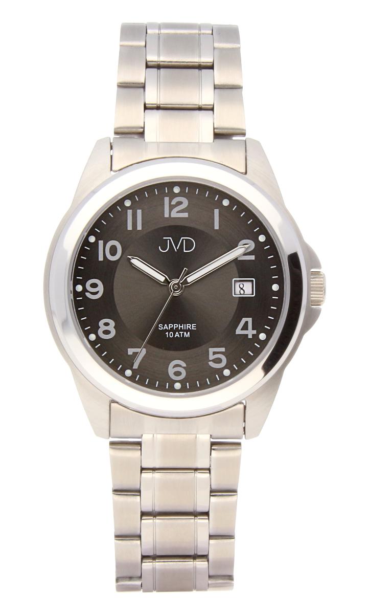 Pánské ocelové vodotěsné hodinky J1105.3 se safírovým sklem POŠTOVNÉ ZDARMA!! (POŠTOVNÉ ZDARMA!!)