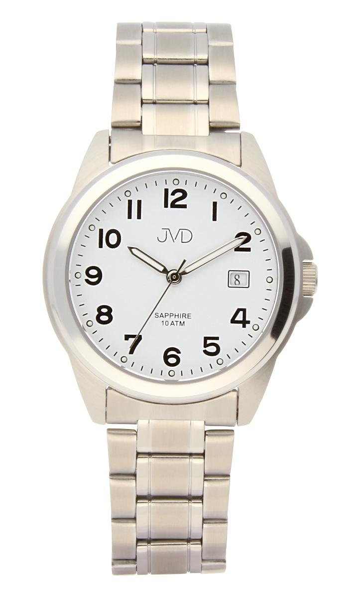 Pánské ocelové vodotěsné hodinky J1105.4 se safírovým sklem POŠTOVNÉ ZDARMA!! (POŠTOVNÉ ZDARMA!!)