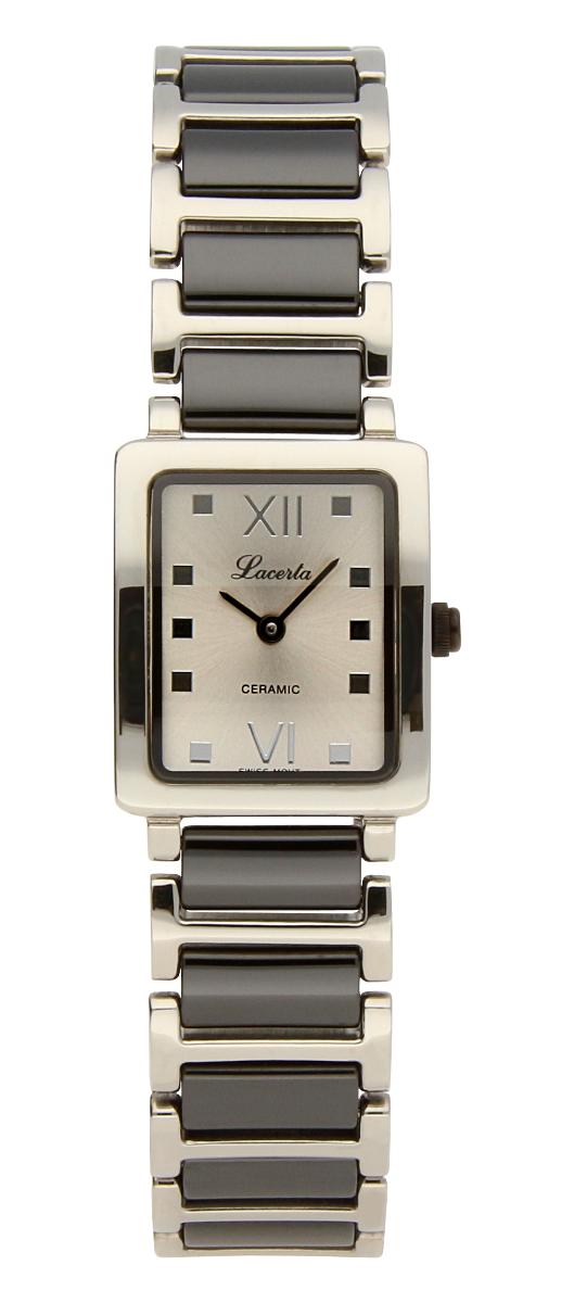 Dámské švýcarské luxusní hodinky Lacerta 751 482 K1 z nerezové oceli POŠTOVNÉ ZDARMA!! (POŠTOVNÉ ZDARMA!!)