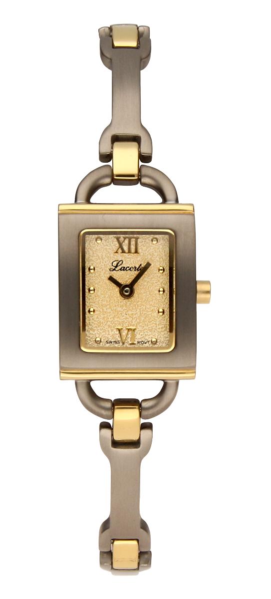Titanové dámské švýcarské hodinky LACERTA 751 A7 538 POŠTOVNÉ ZDARMA!! ( )