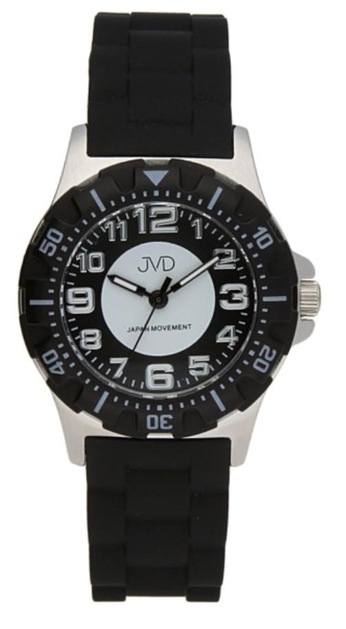 Chlapecké dětské vodotěsné sportovní hodinky JVD J7168.1 - 5ATM