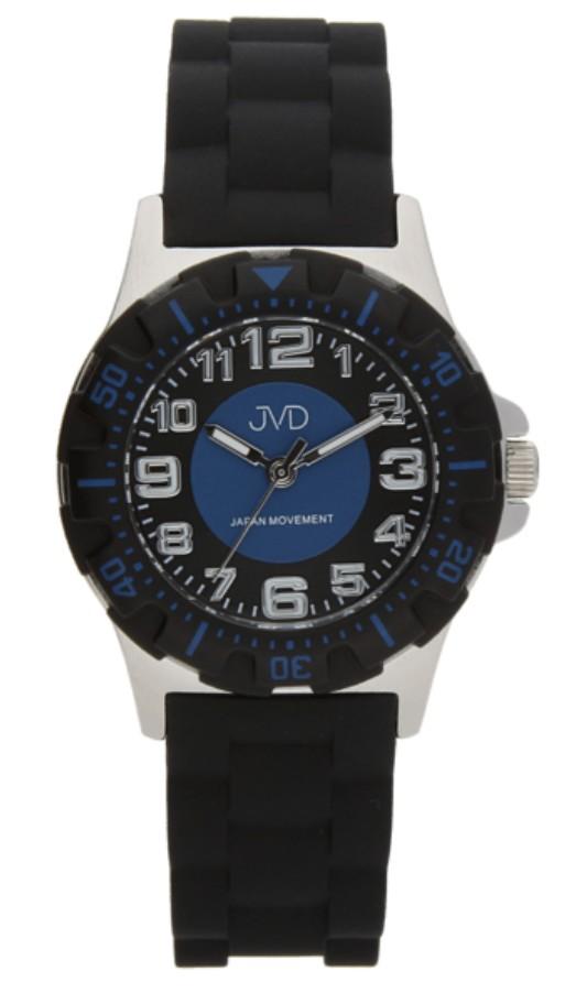 Chlapecké dětské vodotěsné sportovní hodinky JVD J7168.2 - 5ATM