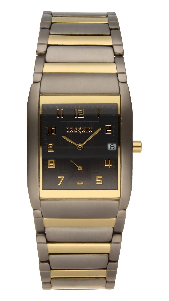 Luxusní pánské švýcarské titanové hodinky Lacerta 109 C7 553 se safírovým  sklem (POŠTOVNÉ ZDARMA! ccc6b7eee5