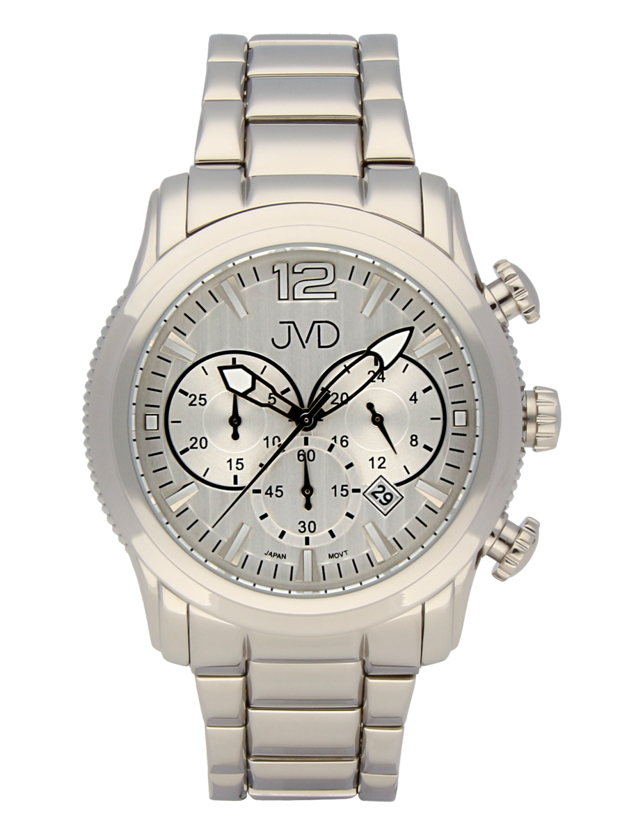 Luxusní pánské vodotěsné hodinky JA1911.1 s chronografem 10ATM (POŠTOVNÉ ZDARMA!!)