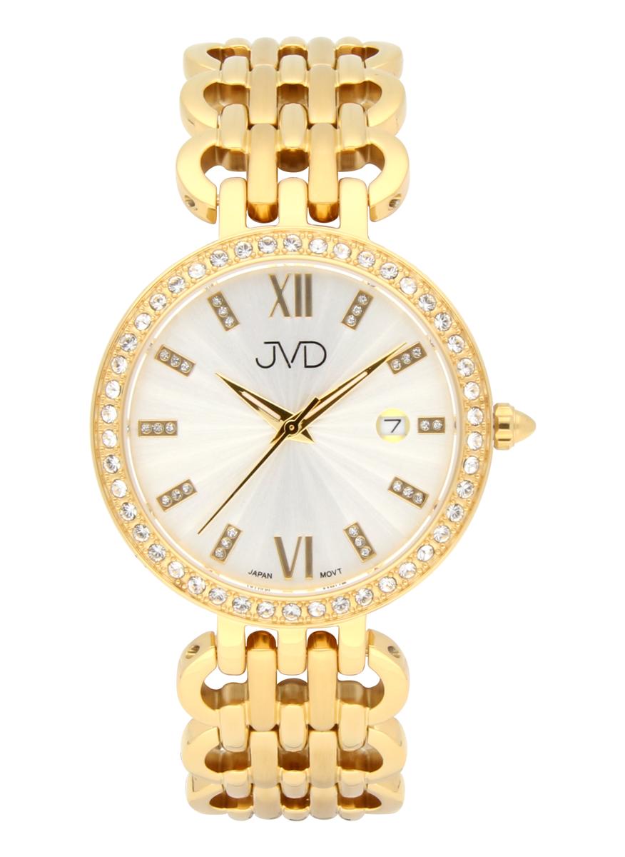 Luxusní šperkové zlacené dámské hodinky JA1330.3 POŠTOVNÉ ZDARMA!! (POŠTOVNÉ ZDARMA!!!!)