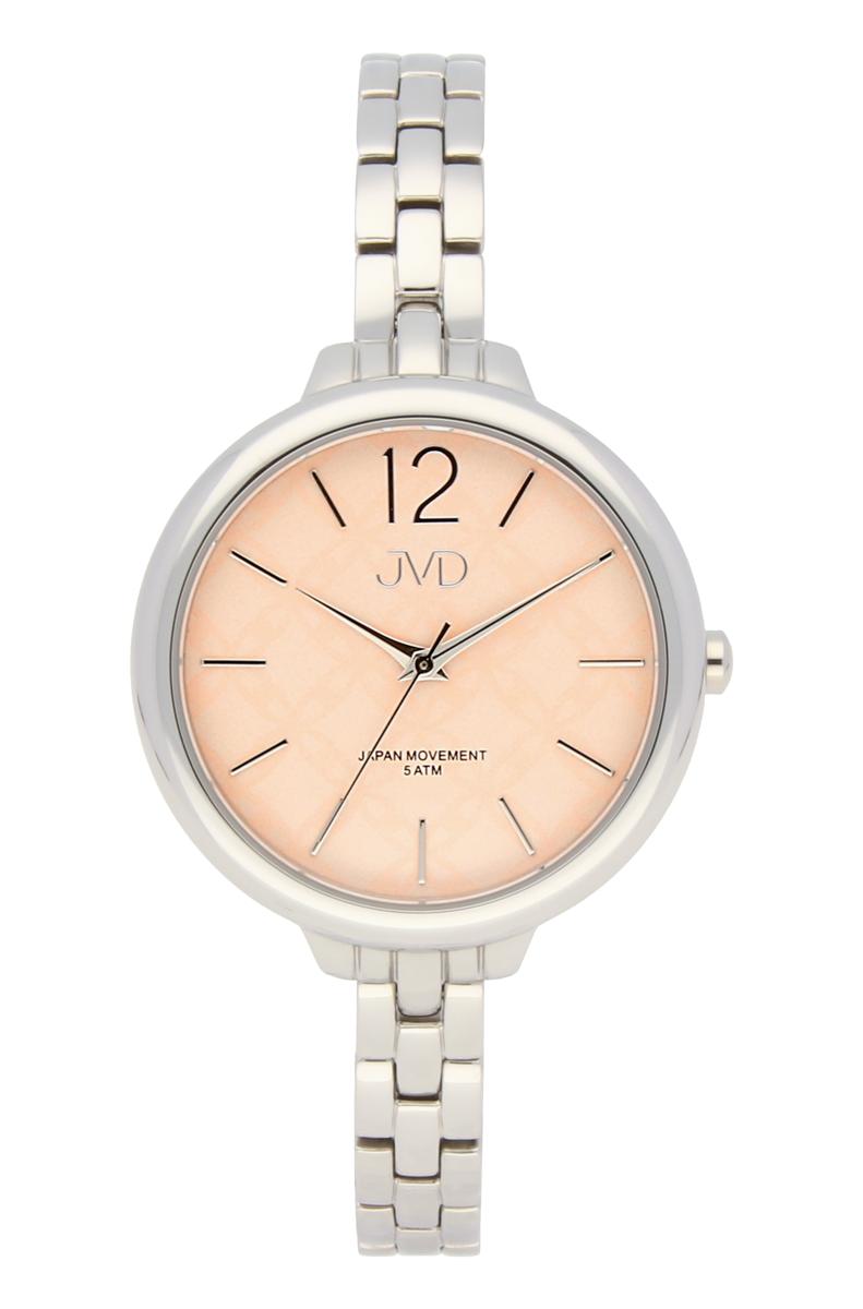 Dámské elegantní ocelové hodinky J4149.1 s velkým číselníkem POŠTOVNÉ ZDARMA!!  ( ) cb2c6a37f5