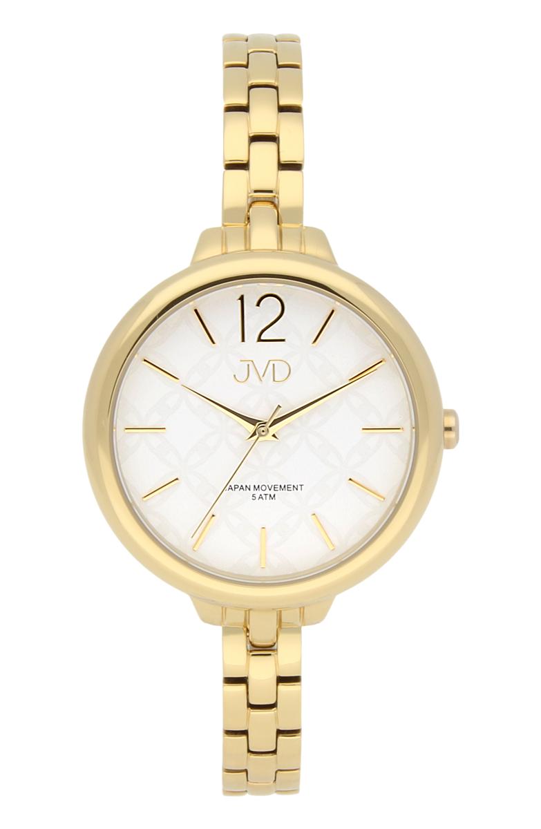 Dámské elegantní ocelové hodinky J4149.2 s velkým číselníkem POŠTOVNÉ ZDARMA!! (POŠTOVNÉ ZDARMA!!)