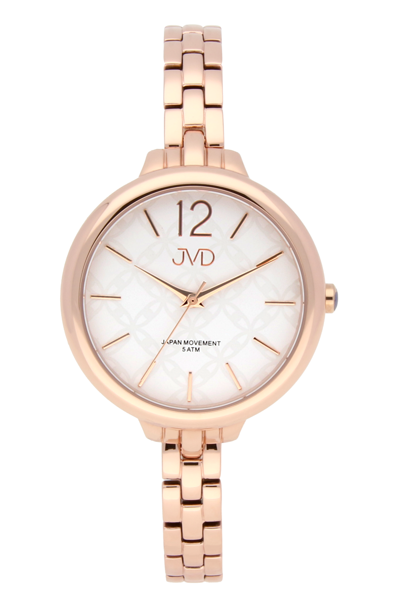 Dámské elegantní ocelové hodinky J4149.3 s velkým číselníkem POŠTOVNÉ ZDARMA!! (POŠTOVNÉ ZDARMA!!)