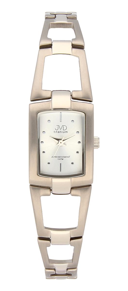 Antialergické titanové dámské hodinky J5026.1 s japonským strojkem SEIKO POŠTOVNÉ ZDARMA!! (POŠTOVNÉ ZDARMA!!)