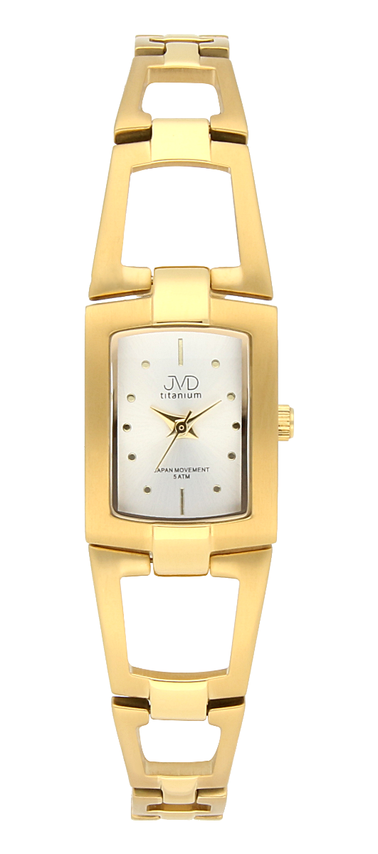 Antialergické titanové dámské hodinky J5026.2 s japonským strojkem SEIKO POŠTOVNÉ ZDARMA!! (POŠTOVNÉ ZDARMA!!)
