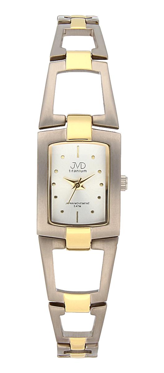 Antialergické titanové dámské hodinky J5026.3 s japonským strojkem SEIKO POŠTOVNÉ ZDARMA!! (POŠTOVNÉ ZDARMA!!)