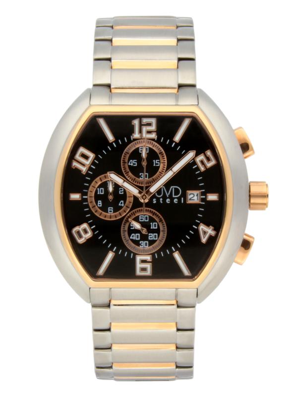 Pánské nerezové nadčasové áramkové hodinky JVDC 745.2 - 5ATM POŠTOVNÉ ZDARMA!! (POŠTOVNÉ ZDARMA!!)