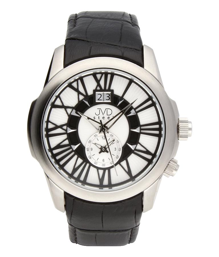 Pánské vodotěsné retro hodinky J1190.1 s římskými číslicemi RETRO POŠTOVNÉ ZDARMA!!