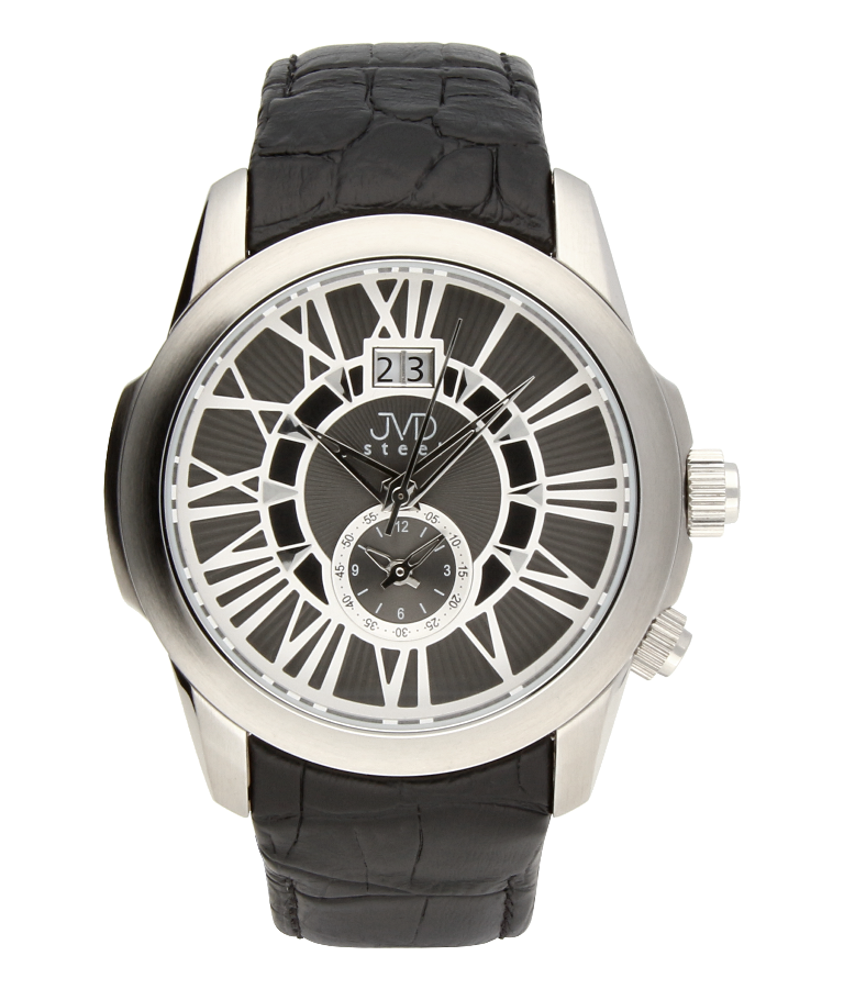 Pánské vodotěsné retro hodinky J1190.2 s římskými číslicemi RETRO POŠTOVNÉ ZDARMA!!