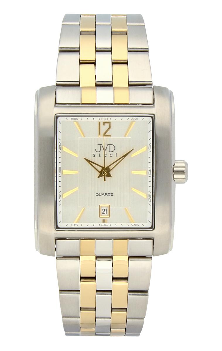 Pánské voděodolné ocelové hodinky JVDF 85.2 7f0f31f2dc