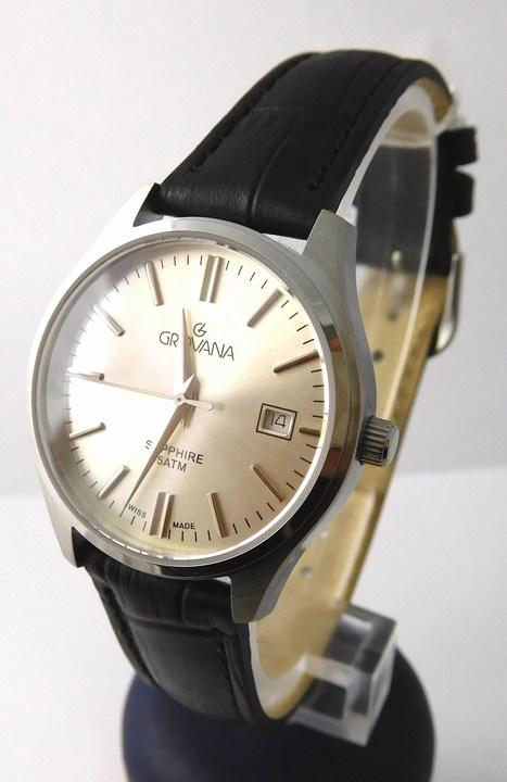 Dámské luxusní švýcarské hodinky Grovana 5568.1532 POŠTOVNÉ ZDARMA!! (5568.1532)
