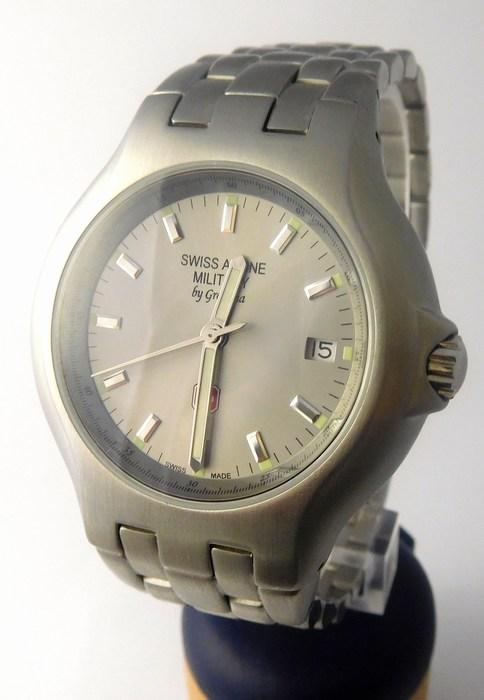 Pánské švýcarské hodinky Swiss Alpine Military by GROVANA 1502.1132 SAM POŠTOVNÉ ZDARMA!! (1502.1132 SAM)