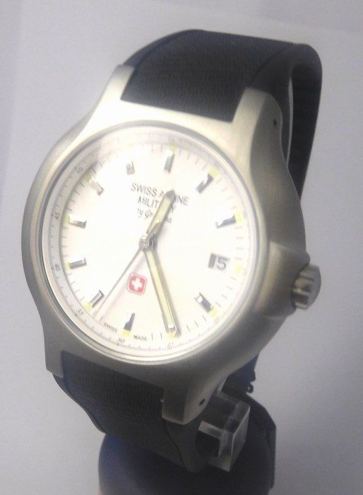 Pánské švýcarské hodinky Swiss Alpine Military by GROVANA 1502.1533 SAM  POŠTOVNÉ ZDARMA!! (1502.1533 3a988d7516