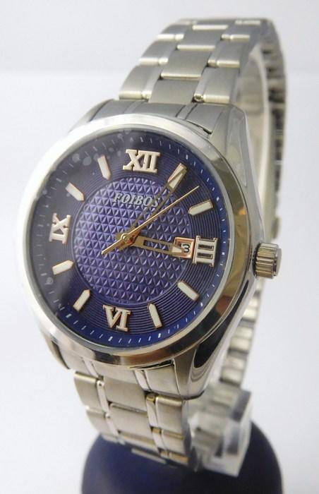 Dámské ocelové kvalitní hodinky Foibos 1Y43 s římskými číslicemi ( )