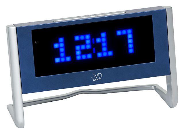 Svítící budík JVD system SB1252.3
