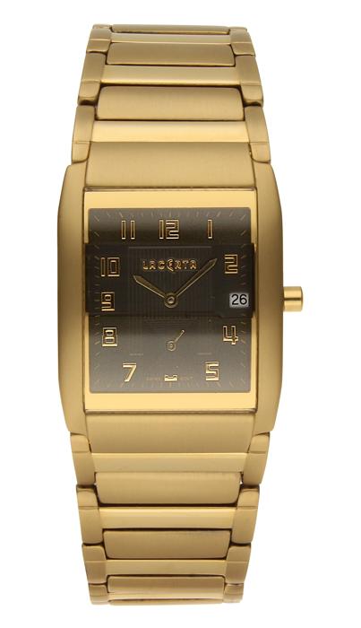 Luxusní pánské švýcarské titanové hodinky Lacerta 109 C8 553 se safírovým sklem POŠTOVNÉ ZDARMA!!