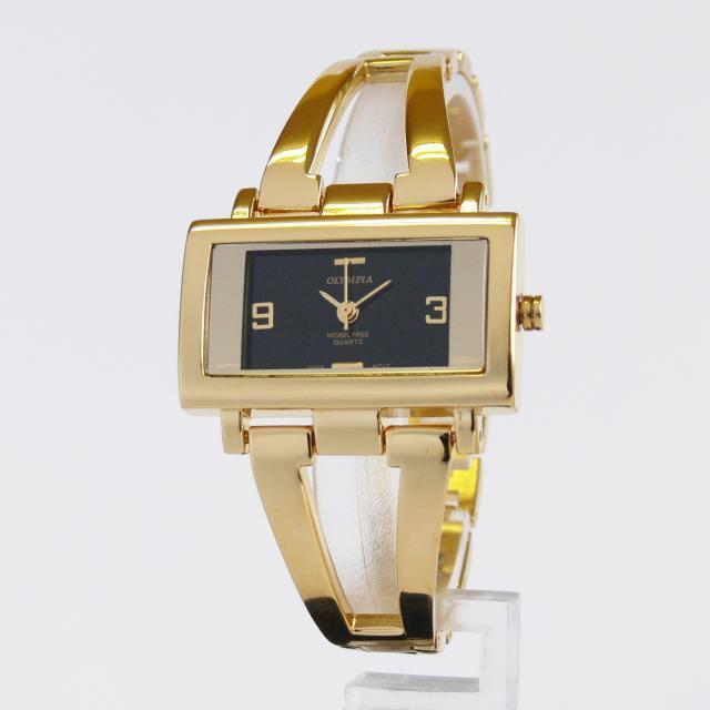 Dámské společenské bezniklové hodinky Olympia 30378