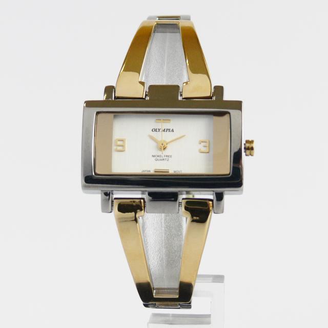 Dámské společenské bezniklové hodinky Olympia 30386