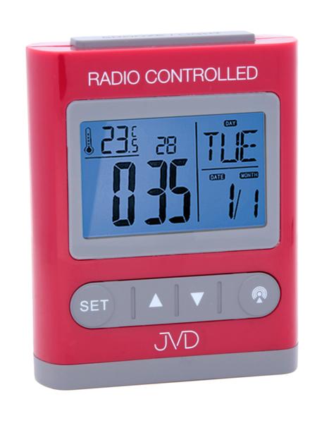 Digitální rádiem řízený budík JVD RB31.2