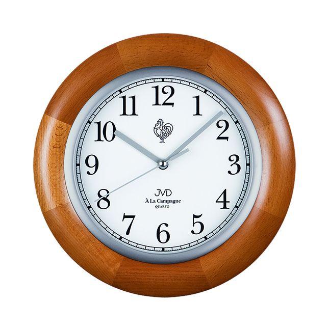 Nástěnné hodiny JVD basic N26065.41