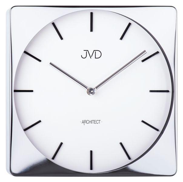Designové kovové hodiny JVD -Architect- HC10.1 (POŠTOVNÉ ZDARMA!!)