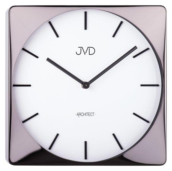 Designové kovové hodiny JVD -Architect- HC10.2 (POŠTOVNÉ ZDARMA!!)
