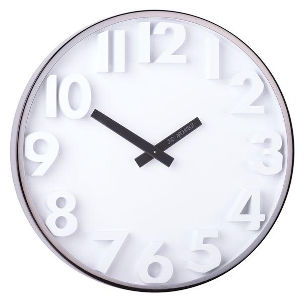 Designové kovové hodiny JVD -Architect- HC03.2 (POŠTOVNÉ ZDARMA!!)