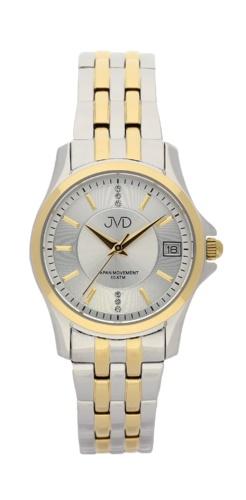 Dámské vodotěsné náramkové hodinky JVD J4142.4 (POŠTOVNÉ ZDARMA!!)