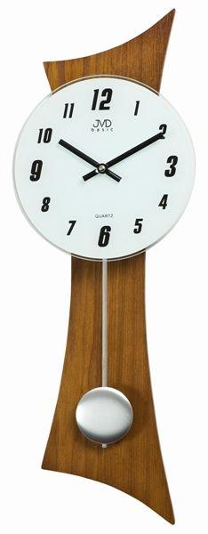Nástěnné kyvadlové hodiny N27004/11 - POŠTOVNÉ ZADÁČO!! (POŠTOVNÉ ZDARMA!! )