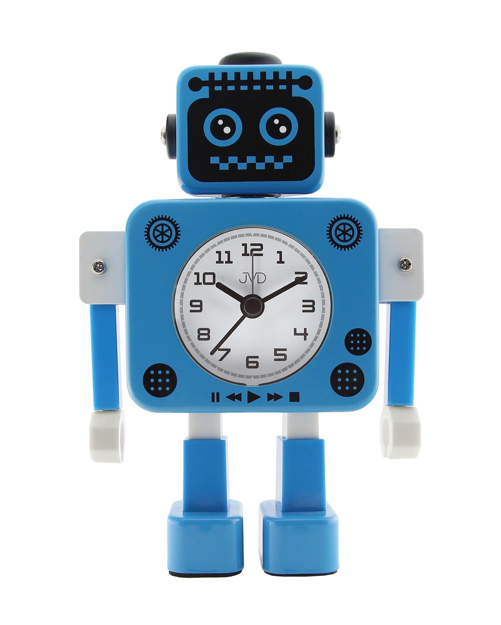 Dětský budík JVD ROBOT SRP2312.2