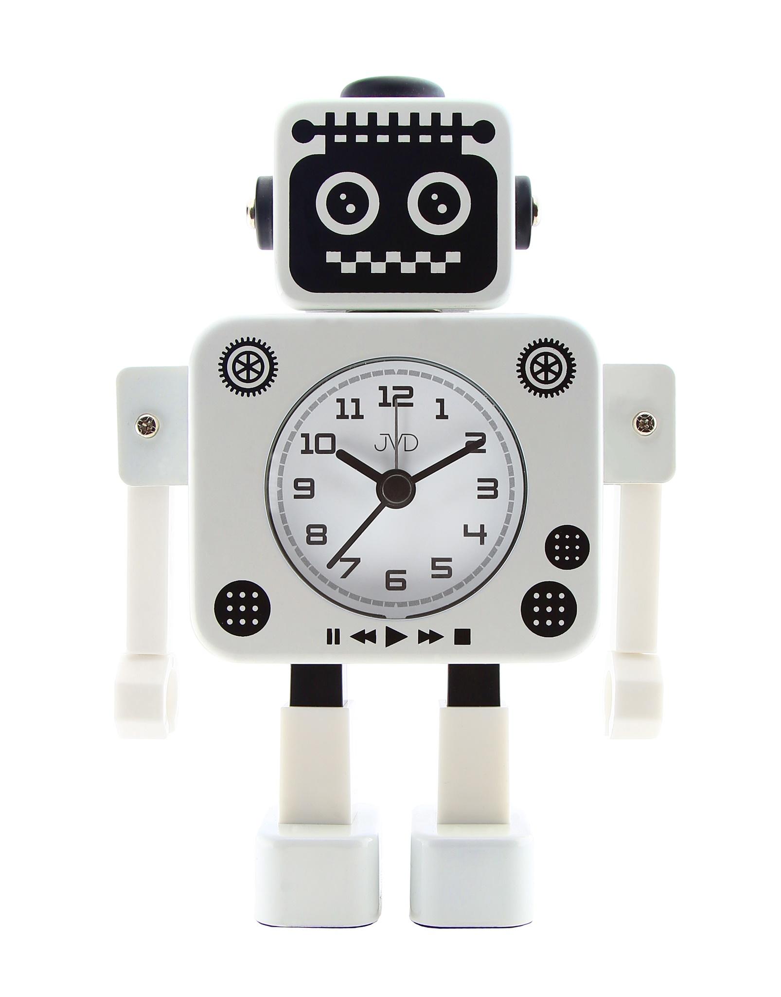 Dětský budík JVD ROBOT SRP2312.3