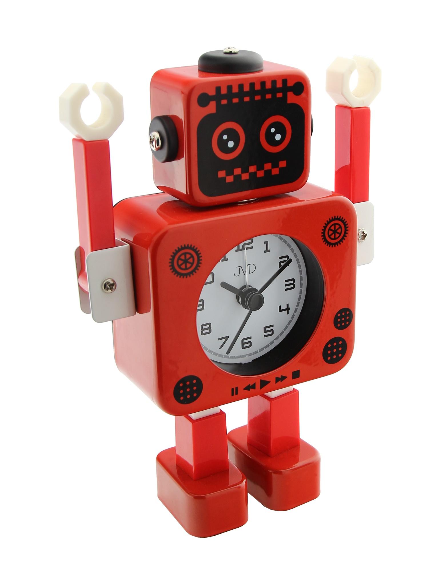Dětský budík JVD ROBOT SRP2312.4