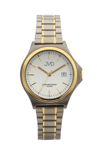 Vodotěsné pánské titanové antialergické hodinky JVD J2020.3 (POŠTOVNÉ ZDARMA!!!)