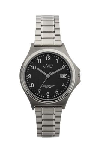 Vodotěsné pánské titanové antialergické hodinky JVD J2020.5 (POŠTOVNÉ ZDARMA!!!)