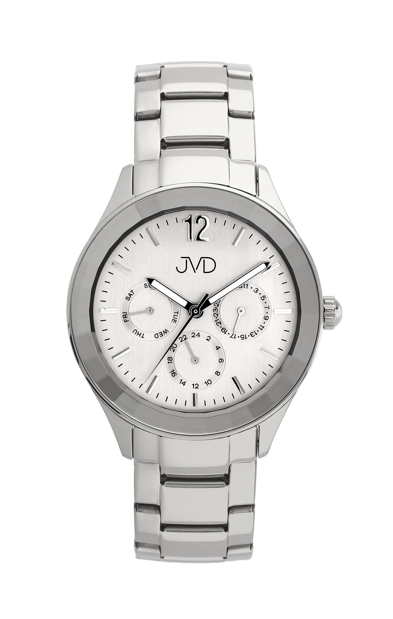 Luxusní chronograf - náramkové hodinky JVD JC064.1 (POŠTOVNÉ ZDARMA!!)