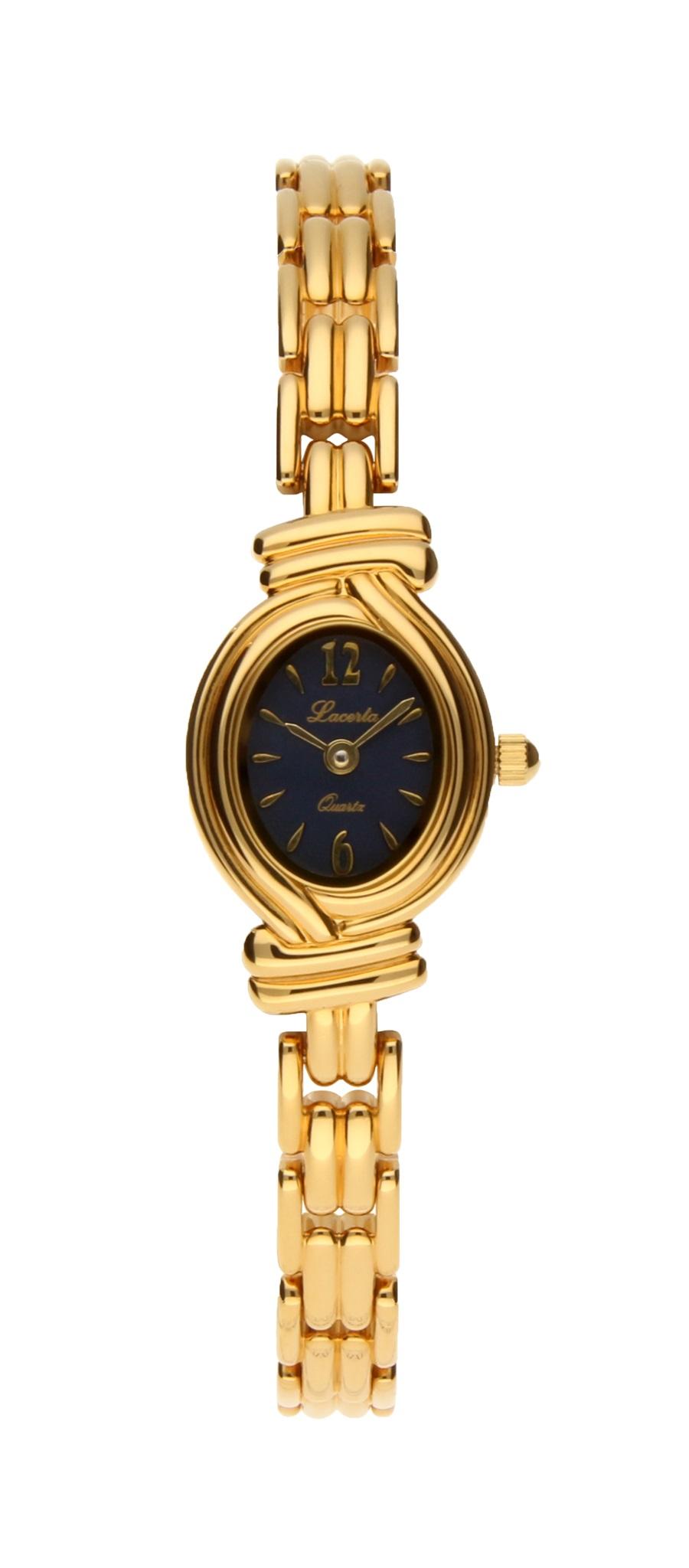Dámské luxusní švýcarské ocelové hodinky Lacerta 751 273 50 (POŠTOVNÉ ZDARMA!!)