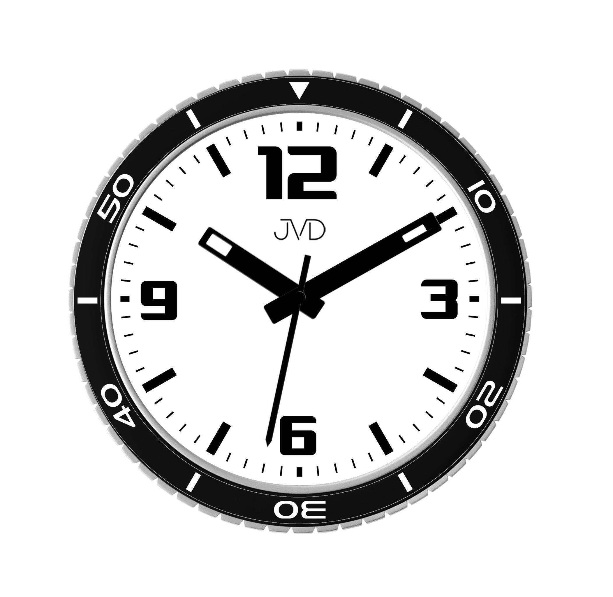 Dětské chlapecké hodiny JVD HO296.1 (do chlapeckého pokoje)