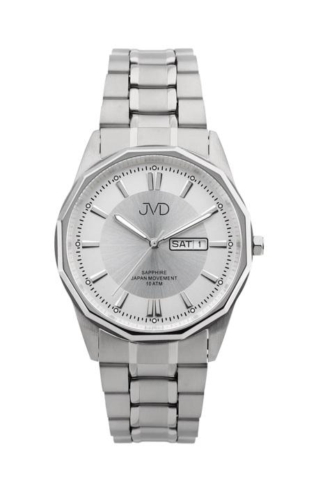 Luxusní pánské vodotěsné hodinky JVD J1109.1 se safírovým sklem (POŠTOVNÉ ZDARMA!!!)