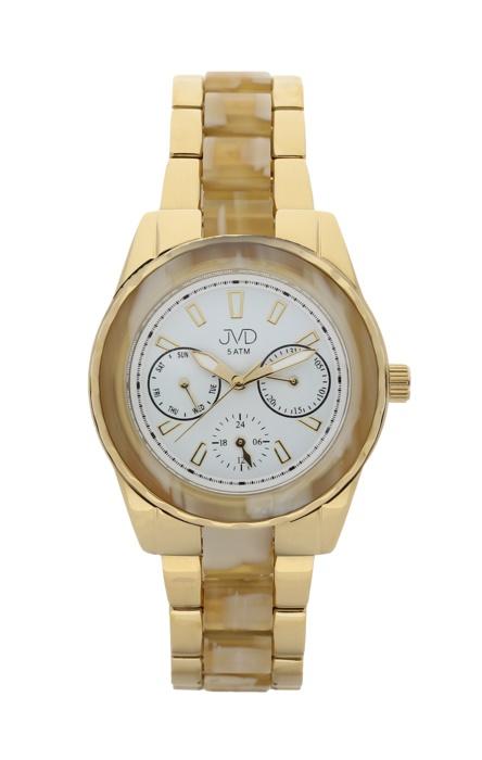 Dámské luxusní náramkové hodinky JVD J1099.2 - chronograf (POŠTOVNÉ ZDARMA!!)