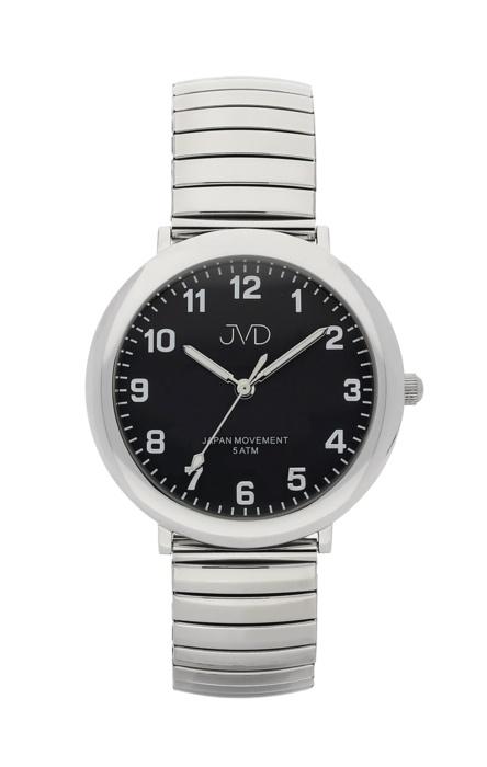 Dámské ocelové náramkové hodinky JVD J1108.2 na pérovém pásku (POŠTOVNÉ ZDARMA!!)