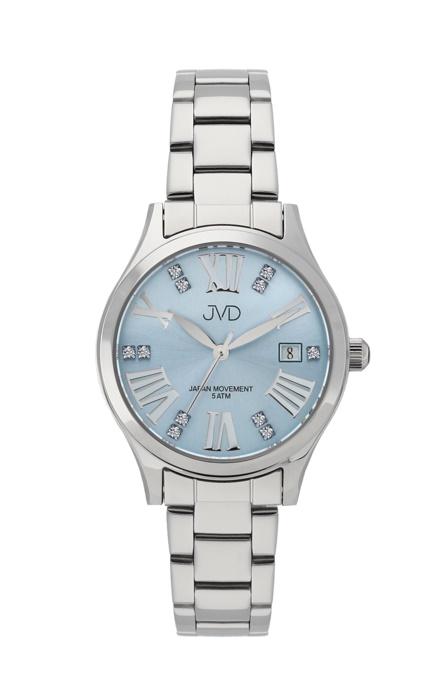 Dámské luxusní ocelové náramkové hodinky JVD J4158.1 (POŠTOVNÉ ZDARMA!!)