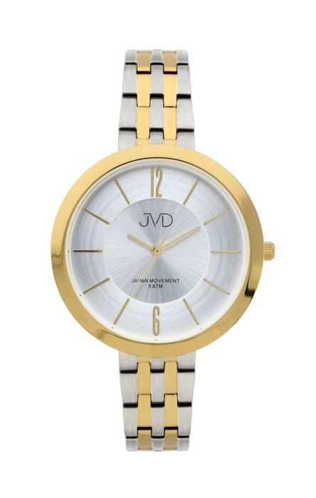 Dámské luxusní ocelové náramkové hodinky JVD J4159.2 (POŠTOVNÉ ZDARMA!!)