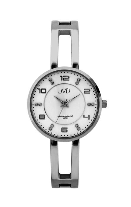 Dámské luxusní ocelové náramkové hodinky JVD J4160.1 (POŠTOVNÉ ZDARMA!!)
